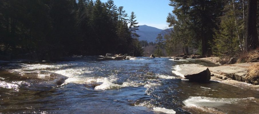 Photo of Jackson Stream, New Hampshire ©2016 www.jeffryanauthor.com