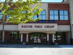 Photo of Hawthorne Library, Madison, Wisconsin