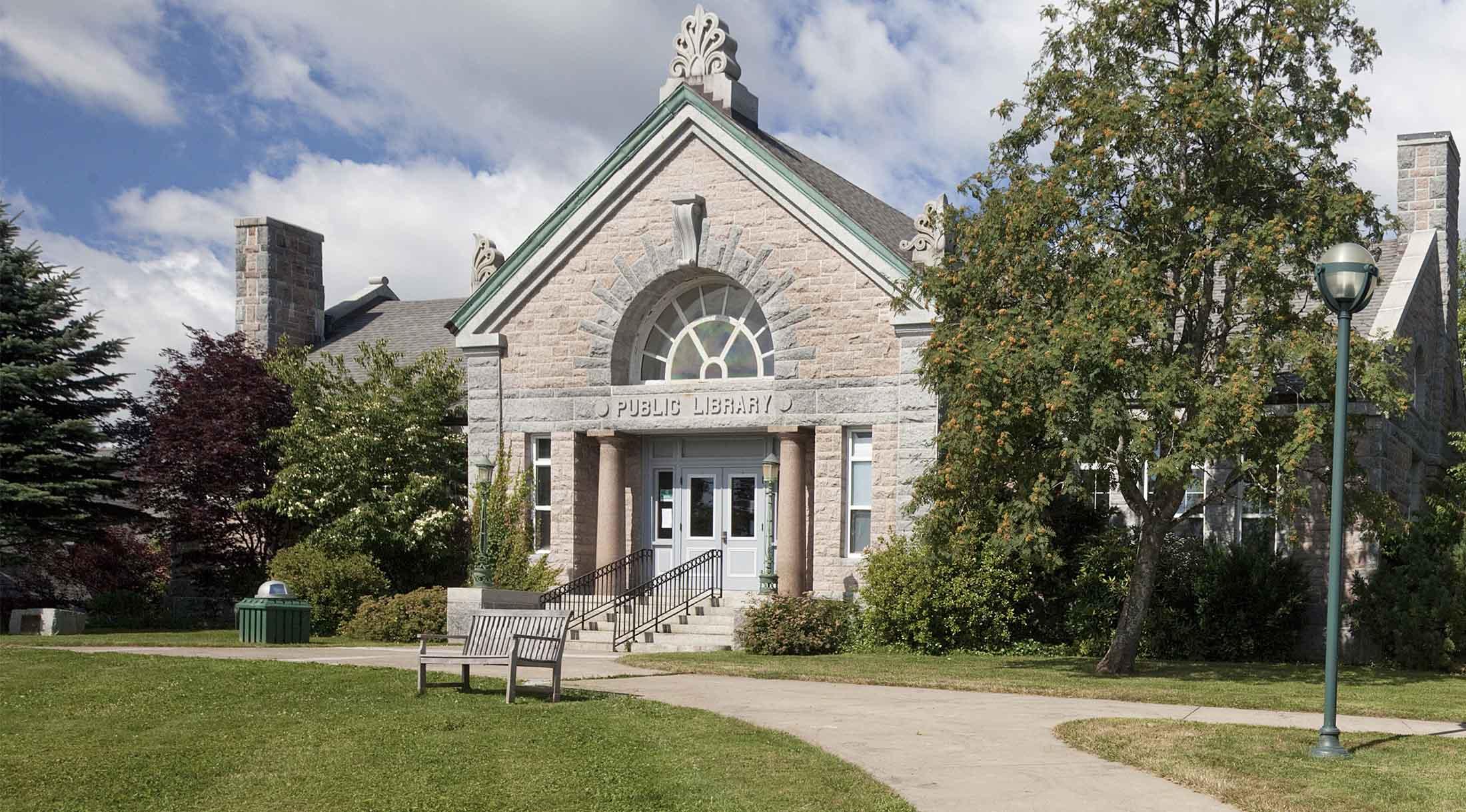 rockland-public-library-by-norman-mcgrath